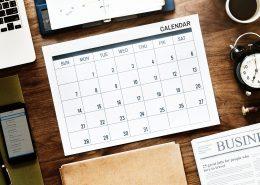 calendar sales