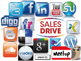 Top 5 Socially Driven Sales Prospecting Sites