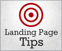Landing Page Improvements