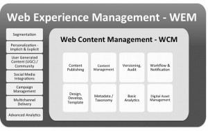 Marketing Automation for Web Experience Management