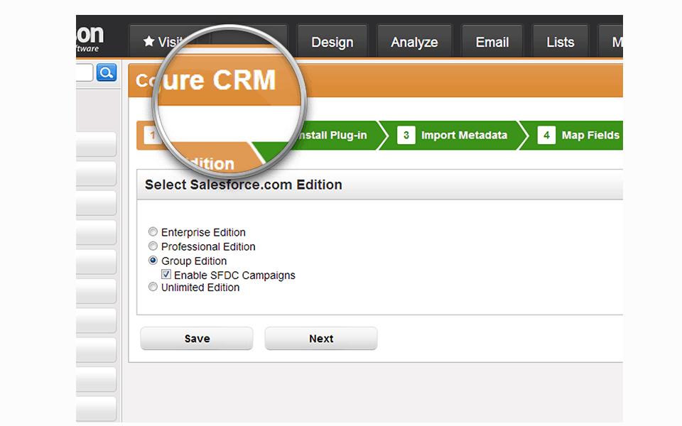 CRM Synchronization