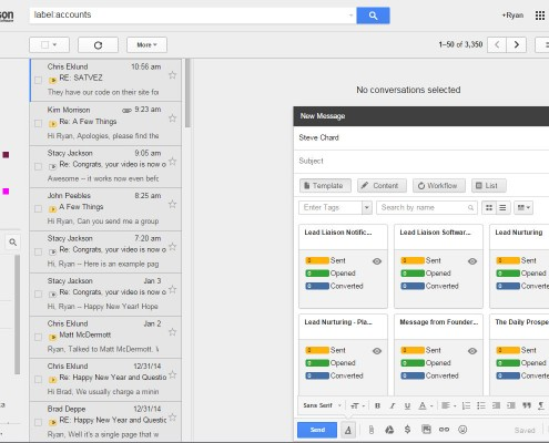 Send & Track for Google Chrome