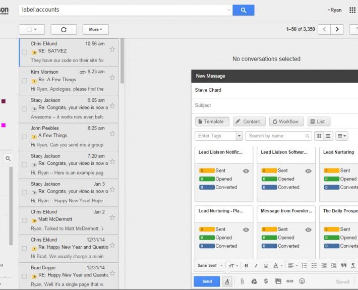 Send & Track for Google Chrome